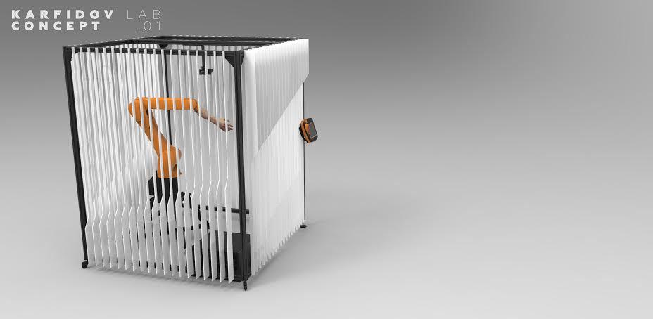 Российская компания представит мобильную ячейку для 3D-печати полимерными композитами - 3