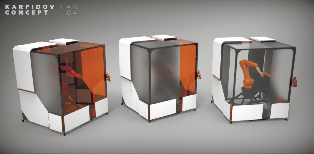 Российская компания представит мобильную ячейку для 3D-печати полимерными композитами - 6