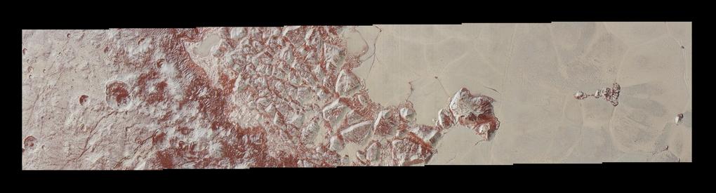 New Horizons прислал цветные фото Плутона высокого разрешения - 4