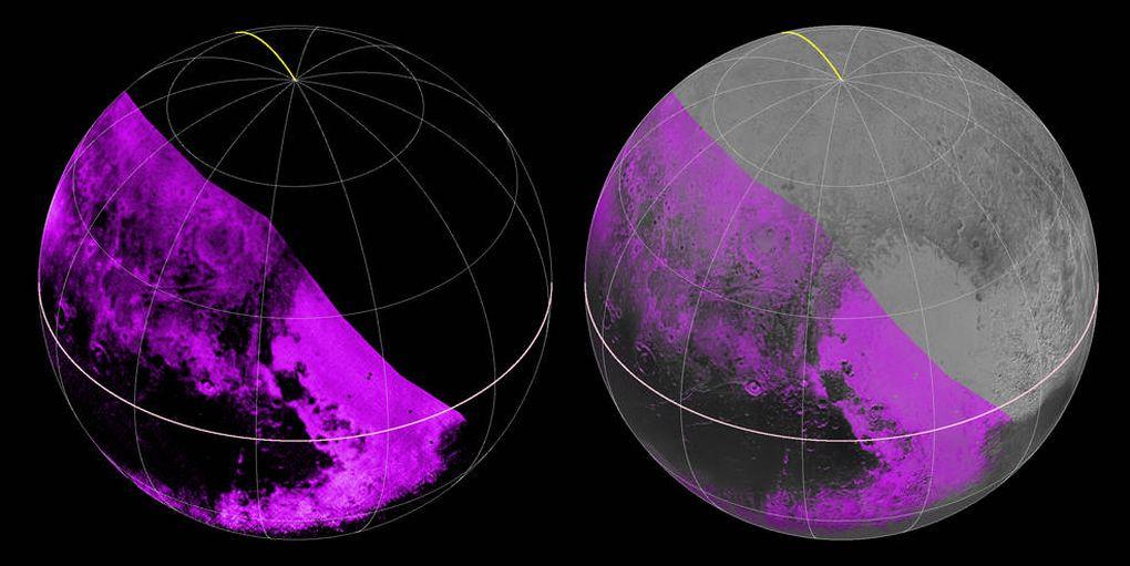 New Horizons прислал цветные фото Плутона высокого разрешения - 6