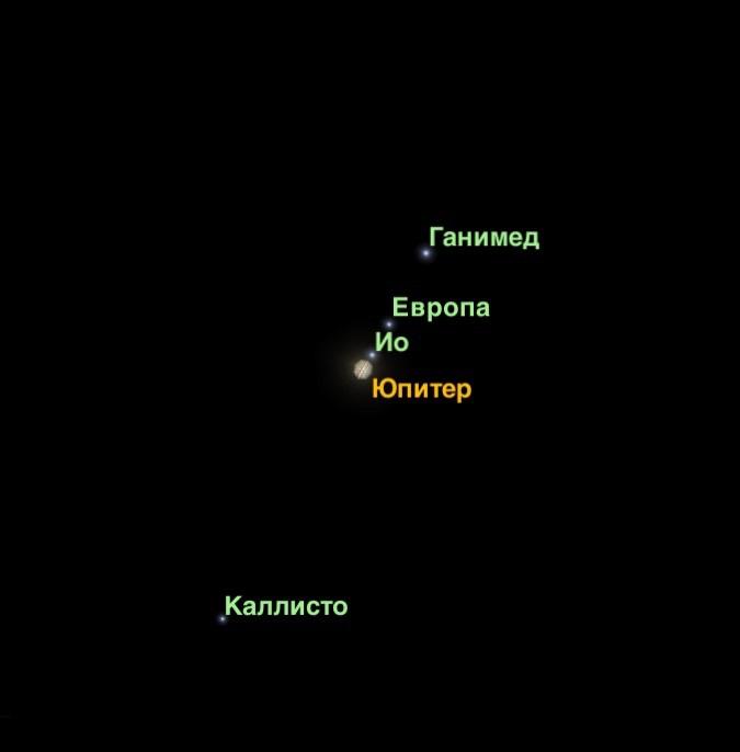 Что будет видно на небе утром 28 сентября во время лунного затмения - 4