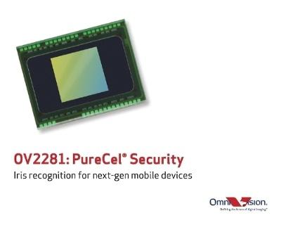 Размер пикселя датчика изображения OmniVision OV2281 равен 1,12 мкм