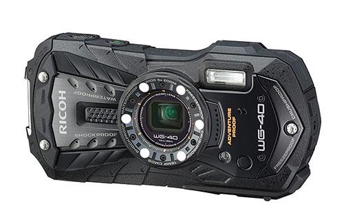 Анонс камеры Pentax WG-40 ожидается 25 сентября