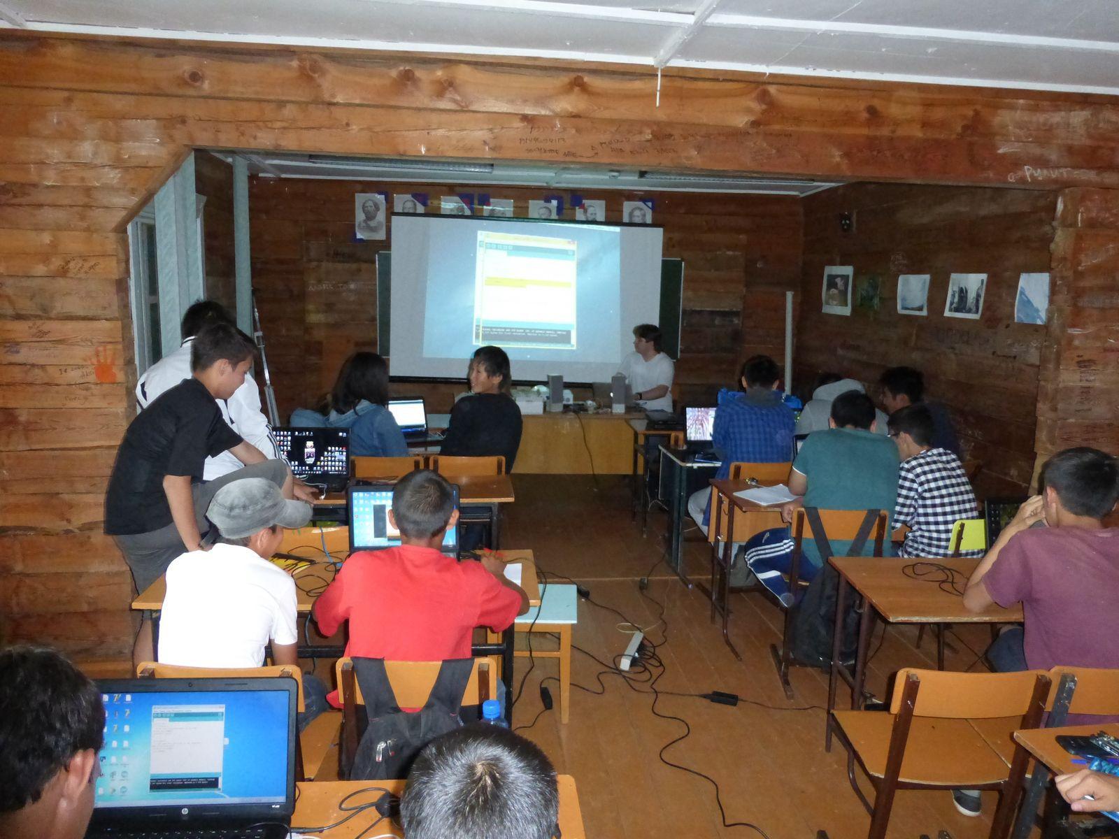 Летние IT-школы в Якутии: как это сделано - 24