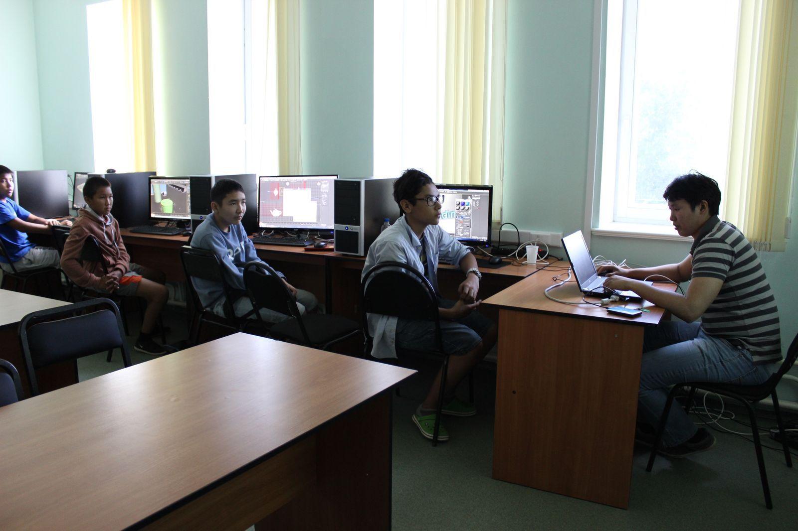 Летние IT-школы в Якутии: как это сделано - 3
