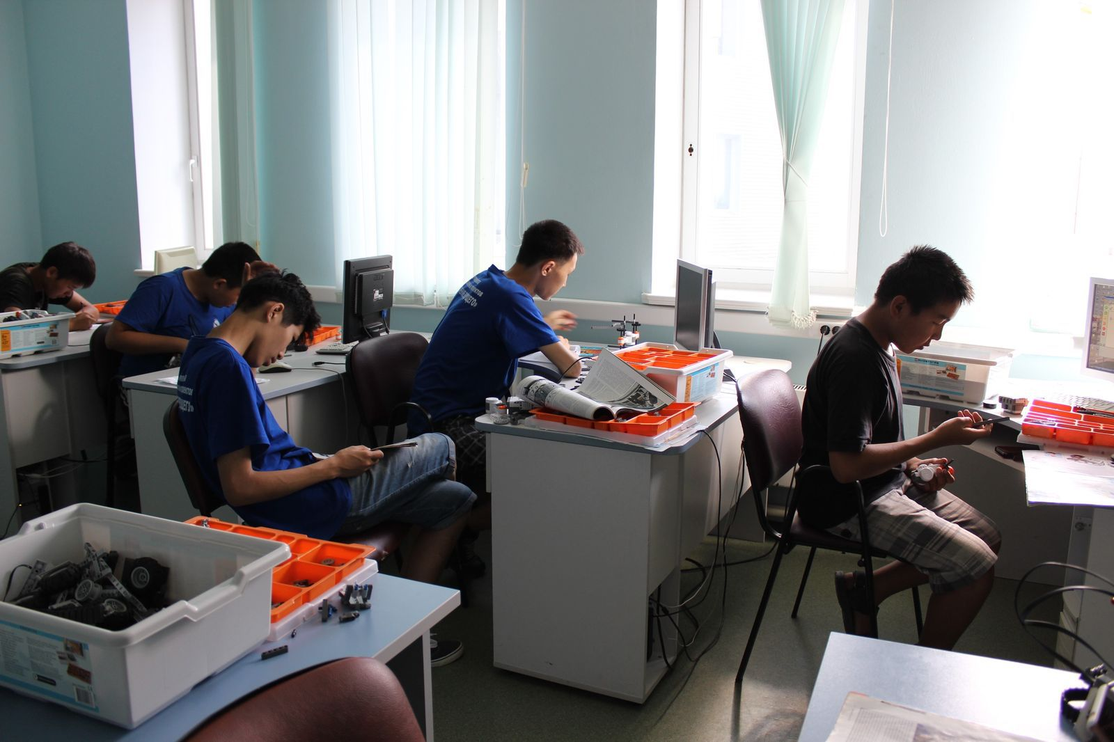 Летние IT-школы в Якутии: как это сделано - 6