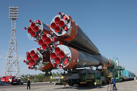 Ракета «Союз-2.1А» прибыла на космодром «Восточный» для запуска - 1