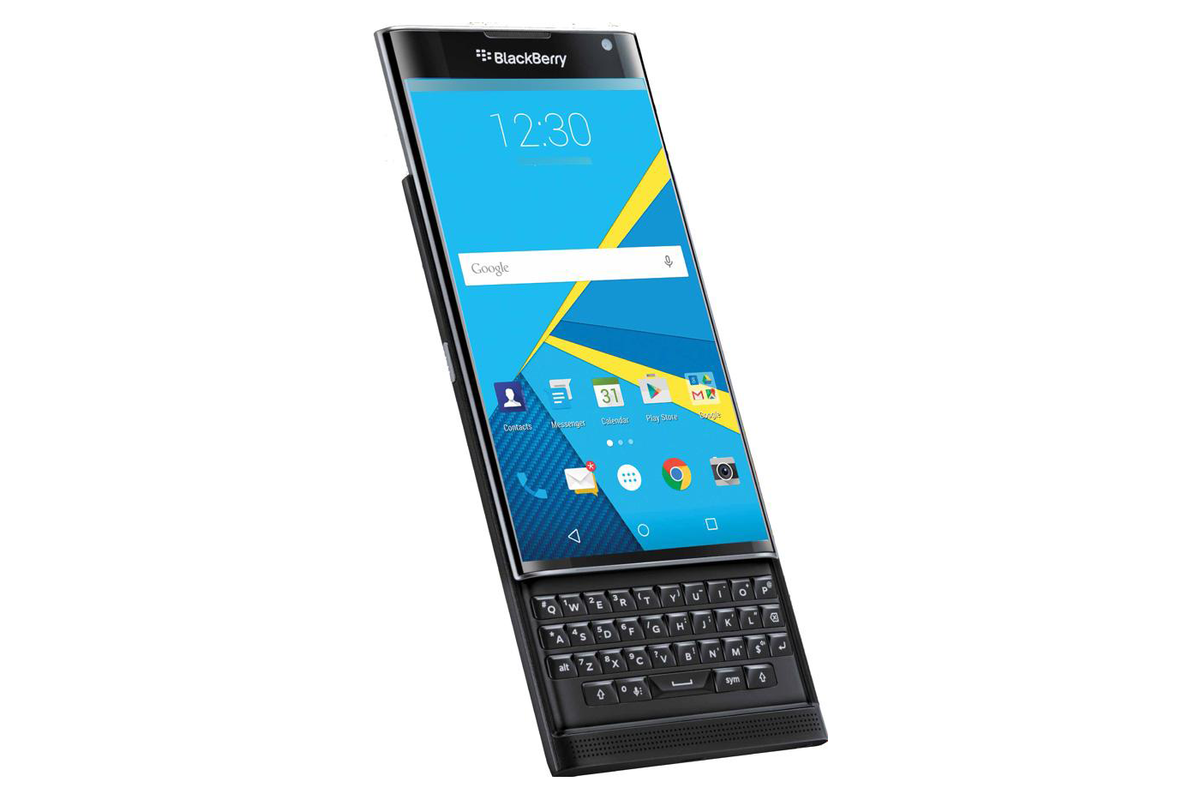 BlackBerry Priv (exVenice) поступит в продажу в ноябре - 1