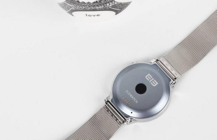 Часы Elephone Ele Watch получат экран диаметром 1,5 дюйма
