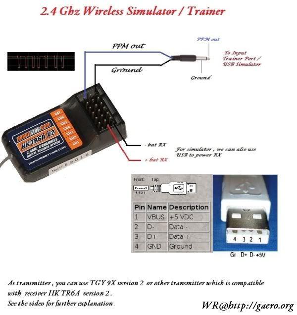 Подключение STM32 к аппаратуре радиоуправления - 5