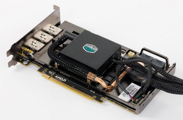 Видеокарты AMD Radeon R9 Fury X могут попасть под запрет из-за иска Asetek