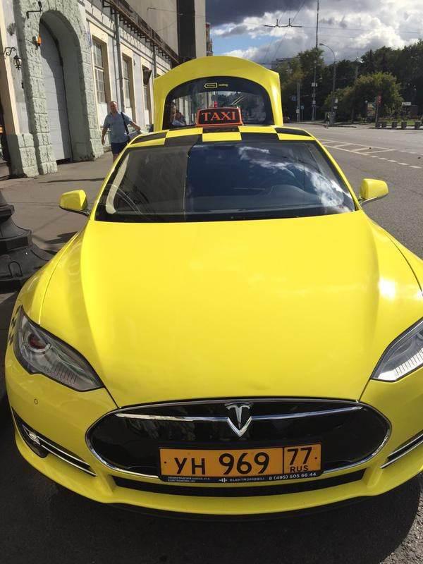 А есть ли заявленная «Яндекс.Такси» экономия при эксплуатации Tesla Model S? - 3