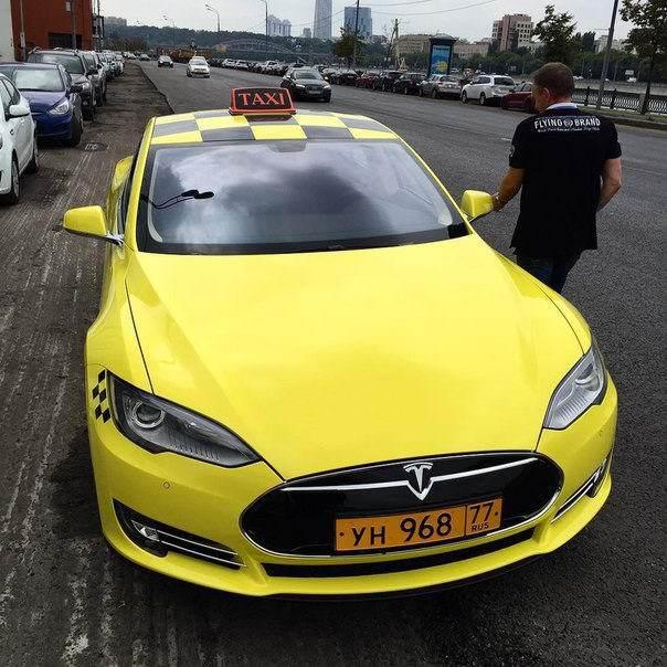 А есть ли заявленная «Яндекс.Такси» экономия при эксплуатации Tesla Model S? - 6
