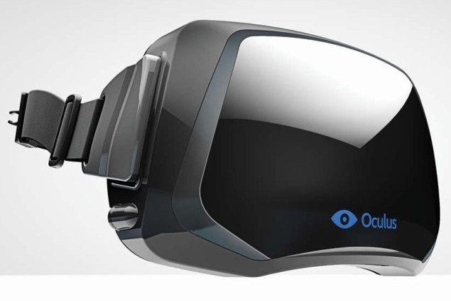 Шлем виртуальной реальности Oculus не будет стоить менее $300