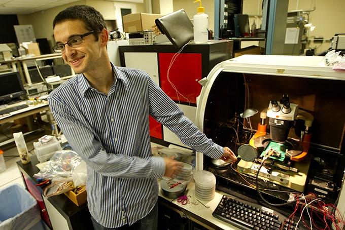 3D микрочип, в 1000 раз быстрее существующих - 6