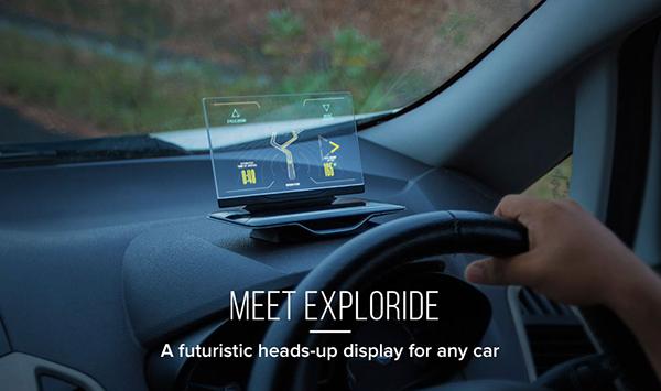 Exploride — как превратить Lada в смарткар за $299 - 2