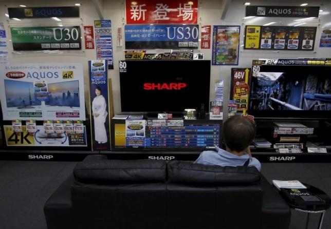 Hon Hai собирается купить контрольный пакет акций дисплейного подразделения Sharp за 1,7 млрд долларов