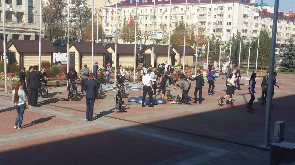 Репортаж с Фестиваля Науки 2015 — сумбурные заметки зрителя и участника - 2