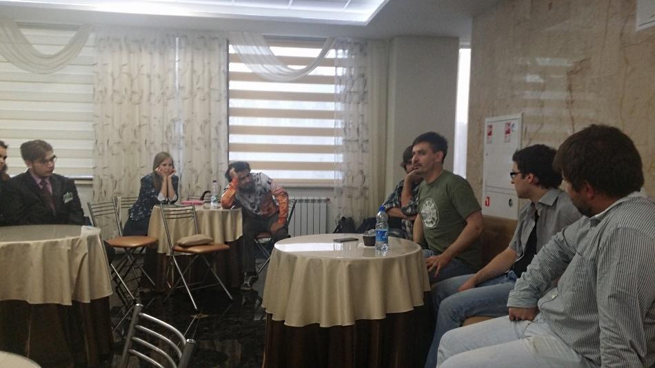 Репортаж с Фестиваля Науки 2015 — сумбурные заметки зрителя и участника - 28