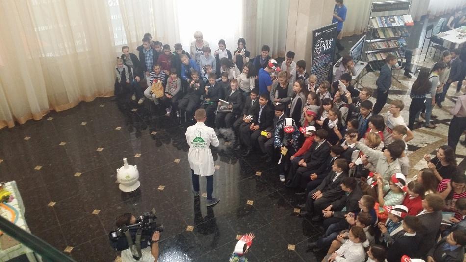 Репортаж с Фестиваля Науки 2015 — сумбурные заметки зрителя и участника - 3