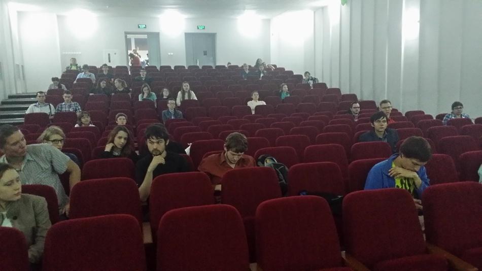 Репортаж с Фестиваля Науки 2015 — сумбурные заметки зрителя и участника - 34