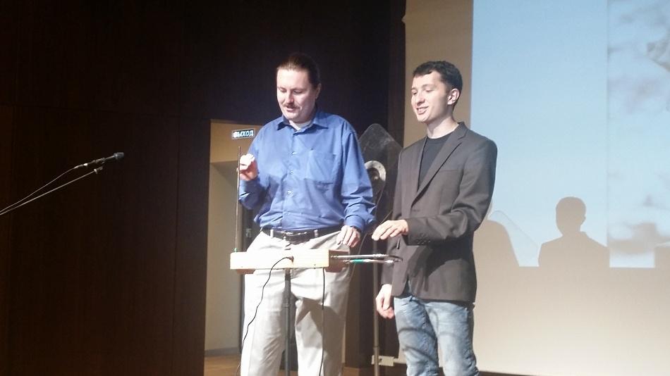 Репортаж с Фестиваля Науки 2015 — сумбурные заметки зрителя и участника - 5