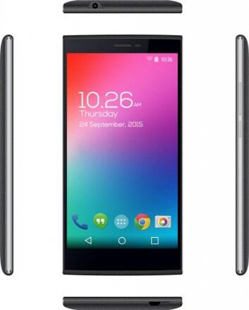 Смартфон Micromax Canvas Play 4G оснащен экраном диагональю 5,5 дюйма - 1