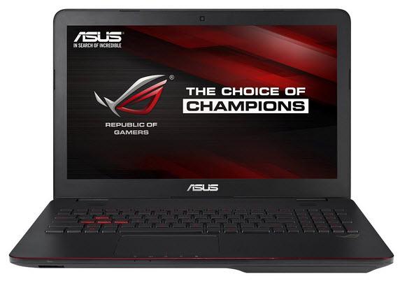 в первой половине этого года лидером по поставкам игровых ноутбуков стала тайваньская компания Asustek Computer