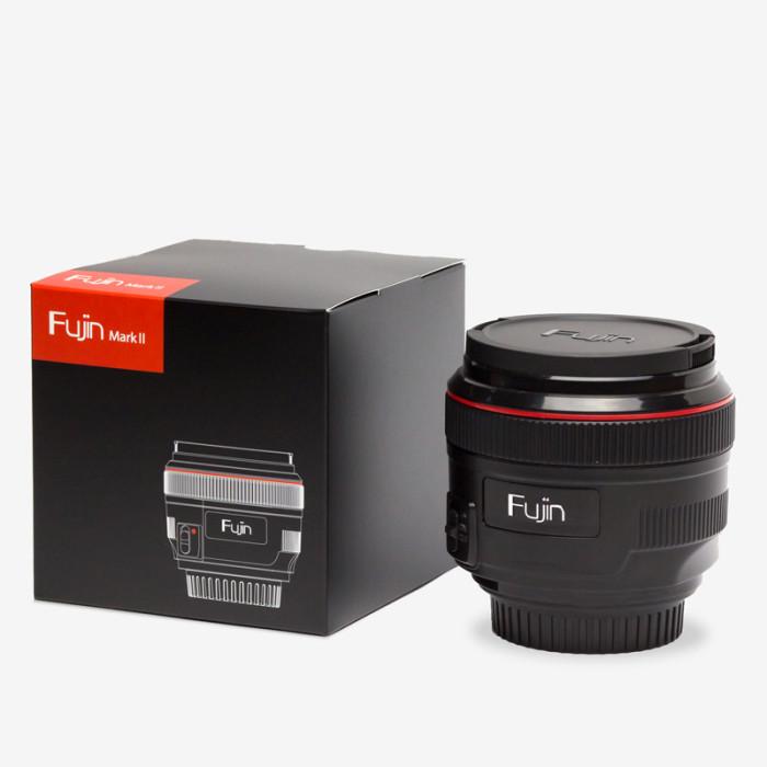 Fujin Mark II — пылесос для внутренностей камер со сменными объективами - 1