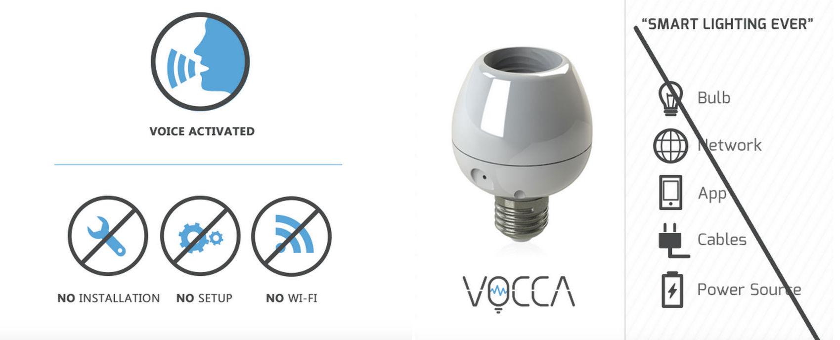 Как говорить с лампочкой — обзор смарт-патрона VOCCA - 6
