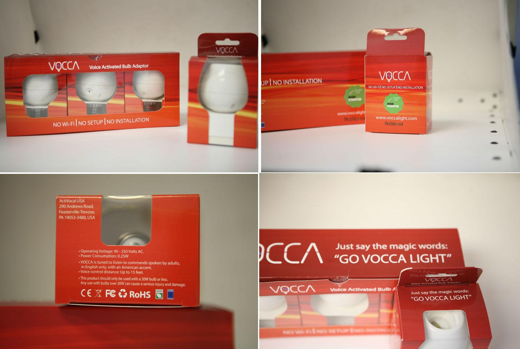 Как говорить с лампочкой — обзор смарт-патрона VOCCA - 8