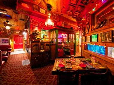 Креатив и рестораны: 10 необычных заведений со всего мира - 10