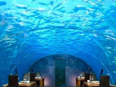 Креатив и рестораны: 10 необычных заведений со всего мира - 2