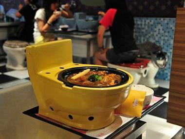 Креатив и рестораны: 10 необычных заведений со всего мира - 8