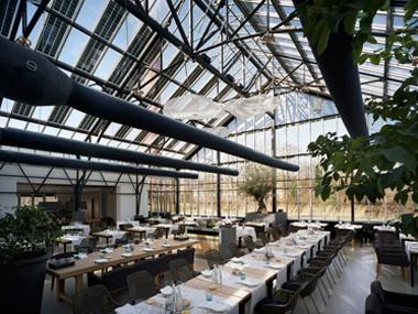 Креатив и рестораны: 10 необычных заведений со всего мира - 9