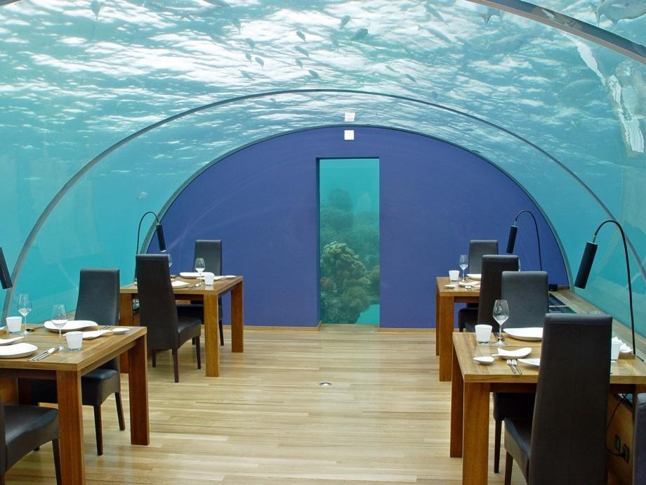 Креатив и рестораны: 10 необычных заведений со всего мира - 1