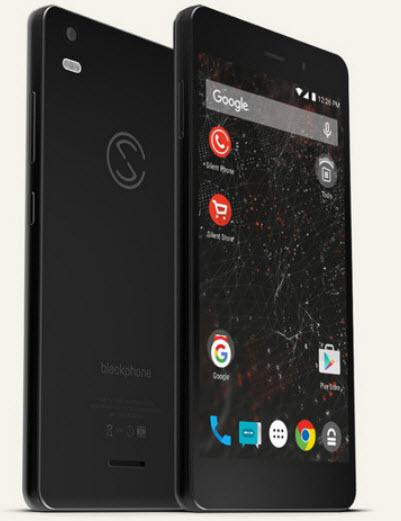Blackphone 2 работает под управлением операционной системы Silent OS, созданной на базе Android Lollipop