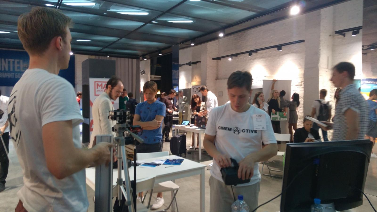 Репортаж с mixAR2015: Технологии AR&VR - 13