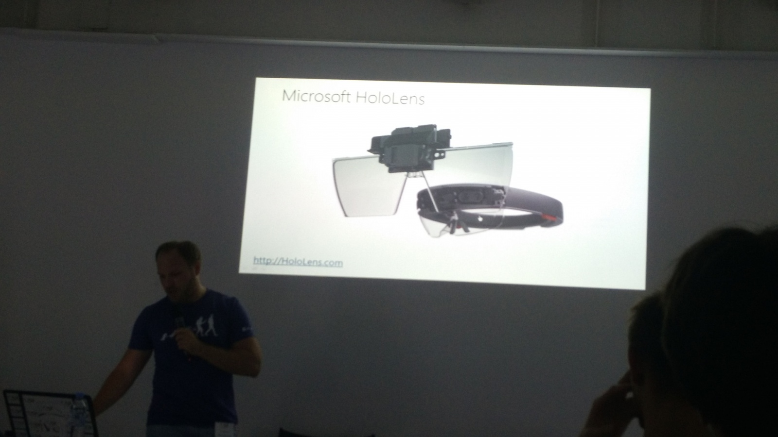 Репортаж с mixAR2015: Технологии AR&VR - 27