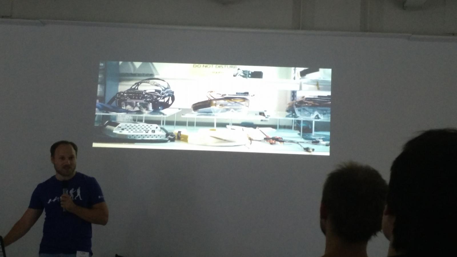 Репортаж с mixAR2015: Технологии AR&VR - 28