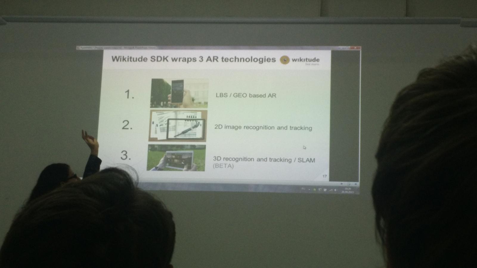 Репортаж с mixAR2015: Технологии AR&VR - 39