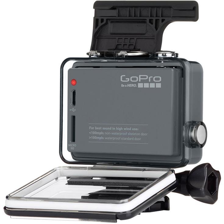 GoPro Hero+: новая экшн-камера для экстремалов с функцией WiFi стриминга - 2