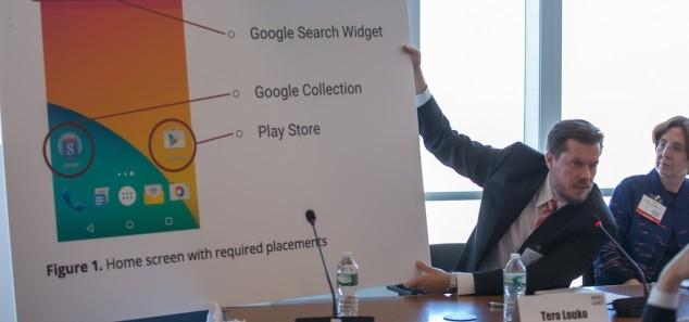 Tero Louko, юрист Google