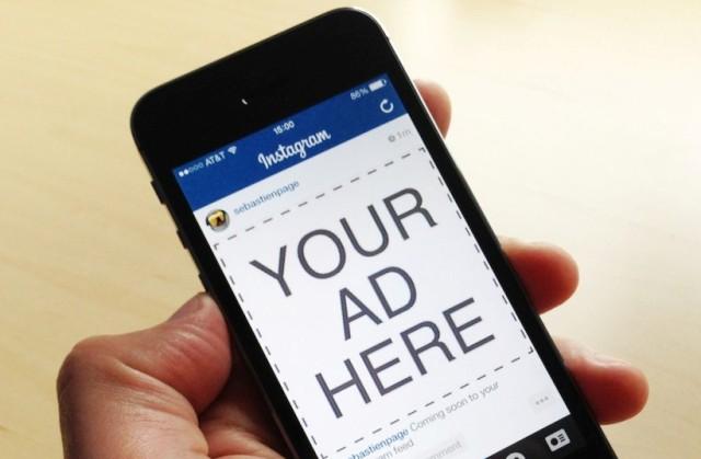 Instagram запустила продажи рекламы в России - 1