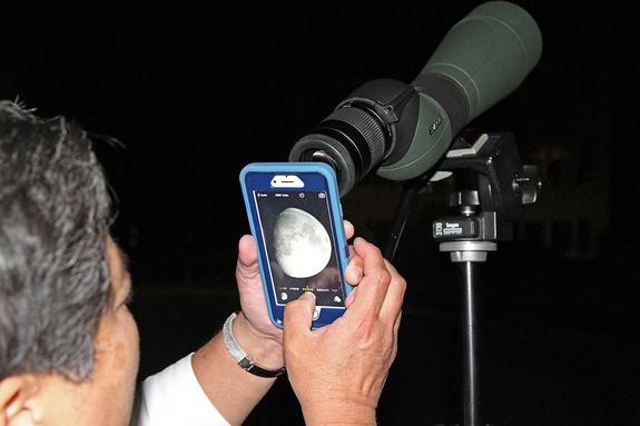 [UPDATE МКС] Полное затмение Суперлуны 28 сентября - 1