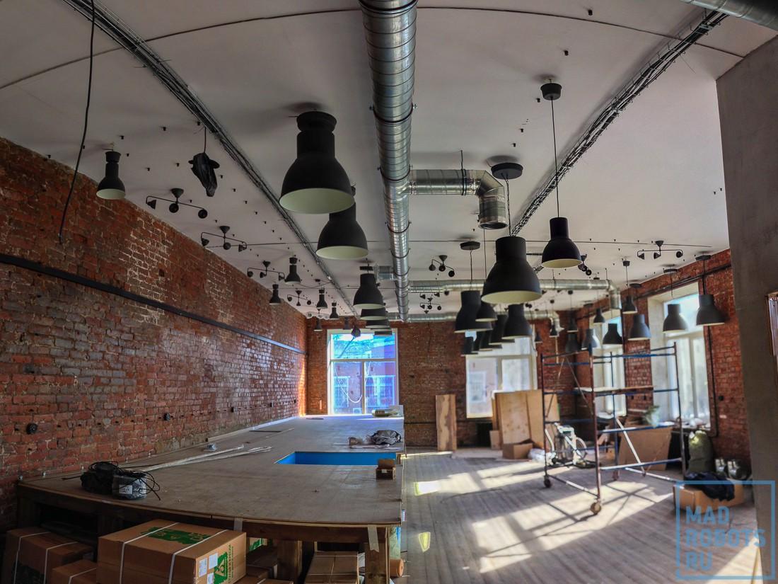 Хроники ремонта: как мы делали новый умный офис Madrobots. Часть вторая, умная - 10