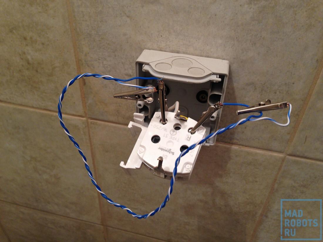 Хроники ремонта: как мы делали новый умный офис Madrobots. Часть вторая, умная - 23