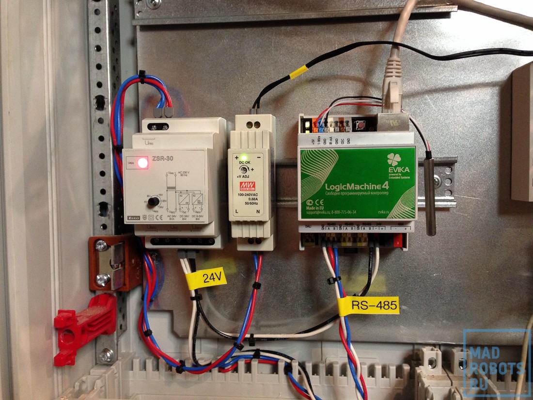 Хроники ремонта: как мы делали новый умный офис Madrobots. Часть вторая, умная - 28