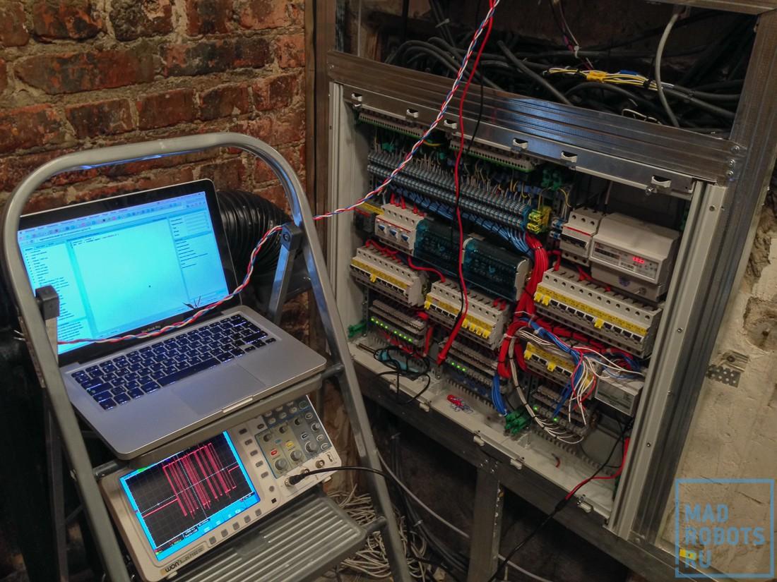 Хроники ремонта: как мы делали новый умный офис Madrobots. Часть вторая, умная - 31