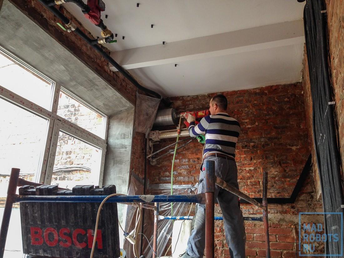 Хроники ремонта: как мы делали новый умный офис Madrobots. Часть вторая, умная - 4
